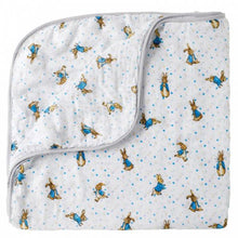 Load image into Gallery viewer, Peter Rabbit - Baby Blanket - Lemon And Lavender Toronto