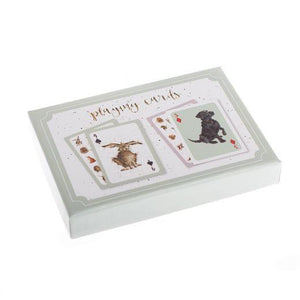Playing Card Gift Set - Wrendale - Lemon And Lavender Toronto