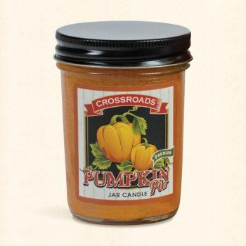 Pumpkin Pie - 6 oz Jar Candle - Lemon And Lavender Toronto