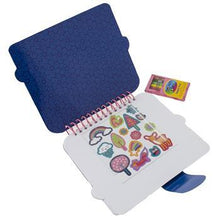 Load image into Gallery viewer, Rainbow - Shaped Sketch Pad with Crayons + Stickers - Lemon And Lavender Toronto