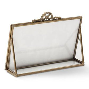 Rectangular Frame with Bow Top - Lemon And Lavender Toronto