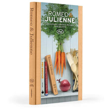 Load image into Gallery viewer, Romeo & Julienne Cutting Board - Lemon And Lavender Toronto