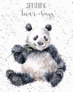 Sending bear-hugs card - Lemon And Lavender Toronto