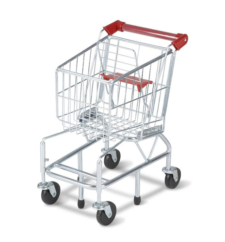 Shopping Cart Toy - Metal Grocery Wagon - Lemon And Lavender Toronto