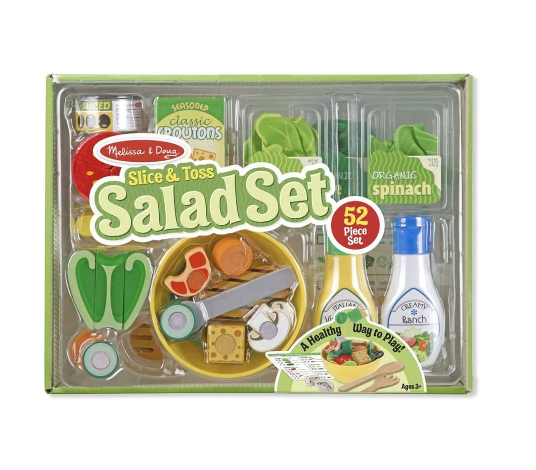 Slice & Toss Salad Set - Lemon And Lavender Toronto
