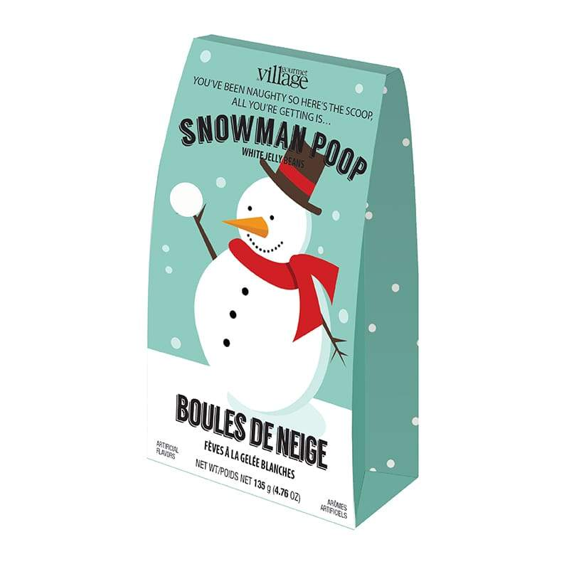 Snowman Poop Jelly Beans - Lemon And Lavender Toronto