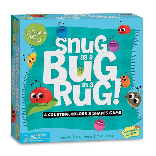 Snug As A Bug In A Rug Game - Lemon And Lavender Toronto