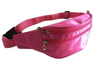 Solid Pink Fanny Pack - Lemon And Lavender Toronto