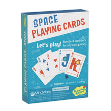 Load image into Gallery viewer, Space Playing Card Pack - Lemon And Lavender Toronto