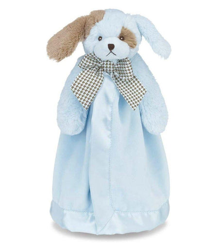 Stuffed Animal Blanket - Blue Dog - Lemon And Lavender Toronto