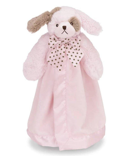 Stuffed Animal Blanket - Pink Dog - Lemon And Lavender Toronto