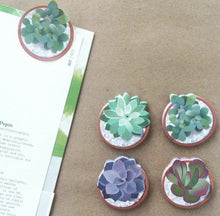 Load image into Gallery viewer, Succulent Garden - 180 Sticky Notes - Lemon And Lavender Toronto