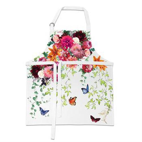 Sweet Floral Melody Apron - Lemon And Lavender Toronto