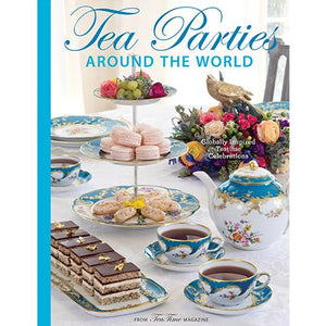 Tea Parties Around The World - Lemon And Lavender Toronto