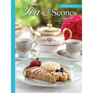 Tea & Scones- Expanded Edition - Lemon And Lavender Toronto