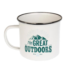 The Great Outdoors Mug - Lemon And Lavender Toronto