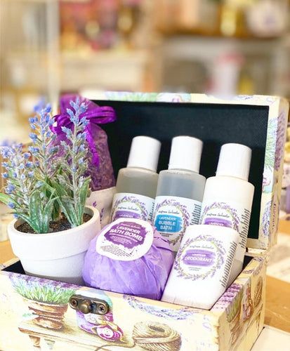 The Lavender Lovers Box - Lemon And Lavender Toronto