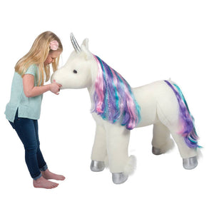 "The Most Incredible Life Size Unicorn "" Jules"" - Lemon And Lavender Toronto"