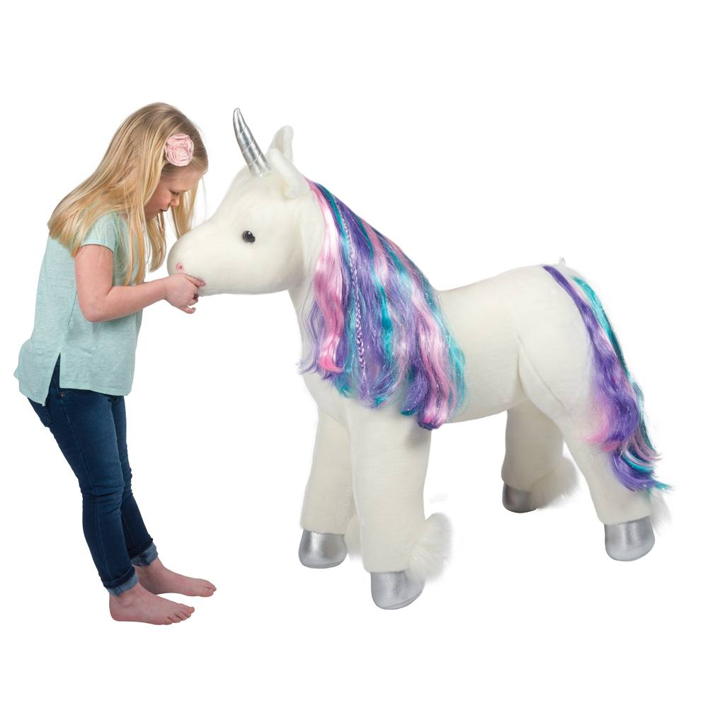 The Most Incredible Life Size Unicorn