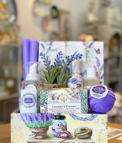 The Ultimate Lavender Box - Lemon And Lavender Toronto