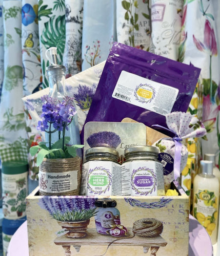 The Ultimate Lavender Culinary Box - Lemon And Lavender Toronto