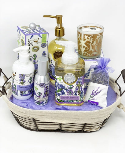 The Ultimate Lavender Gift Basket - Lemon And Lavender Toronto
