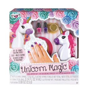 Unicorn Magic Nail Dryer Set - Lemon And Lavender Toronto