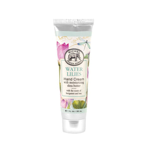 Water Lillies Travel Size Hand Cream - Lemon And Lavender Toronto