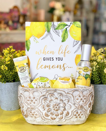 When Life gives you Lemons... - Lemon And Lavender Toronto