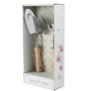 Wrendale - Fork & Trowl Gift Set - Lemon And Lavender Toronto