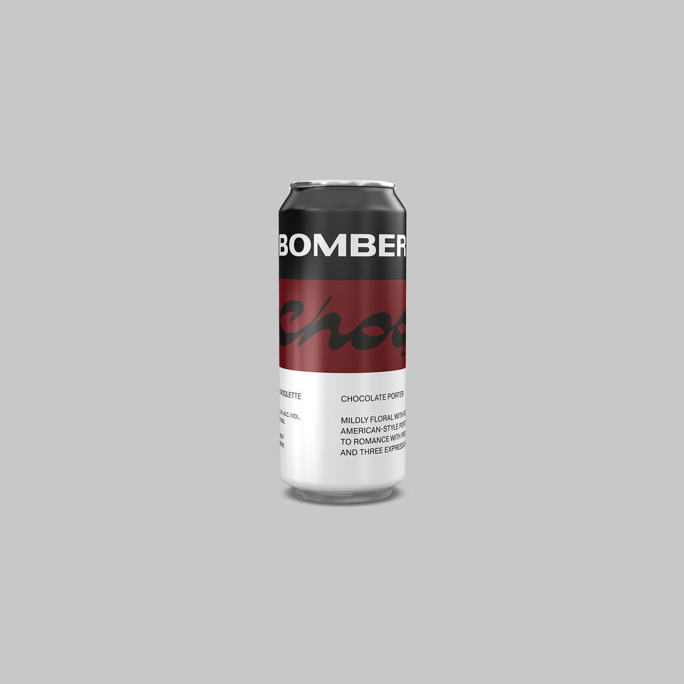 Bomber Brewing Choqlette Porter - Donnelly Group Quick Liquor