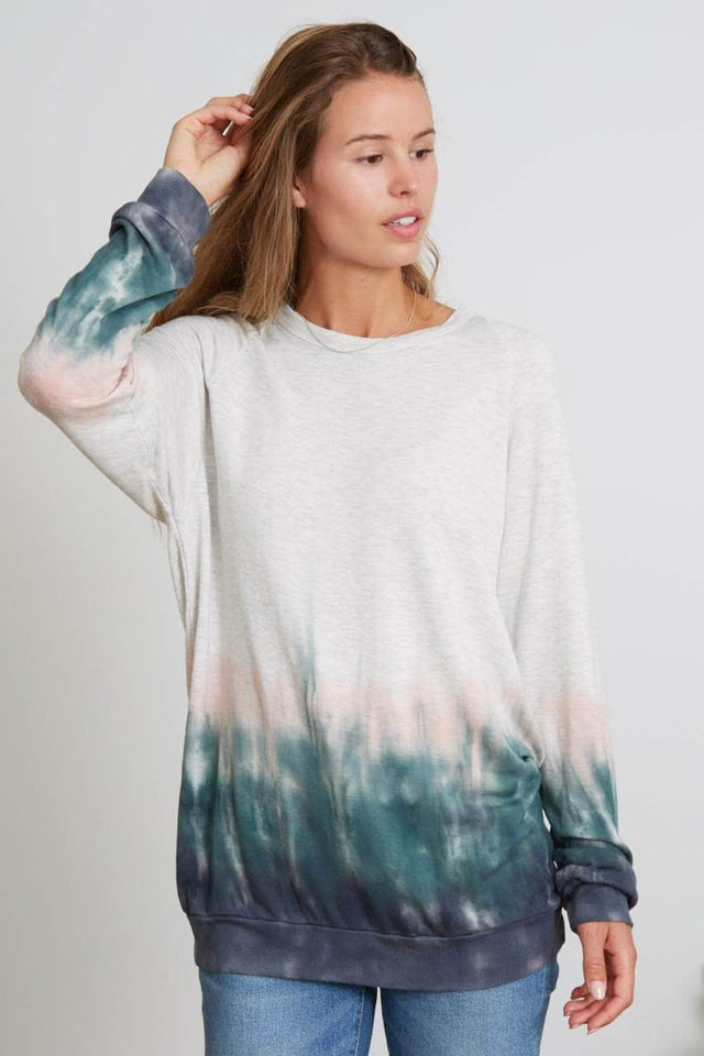 Perfect TIE-DYE Sweatshirt - The Dave