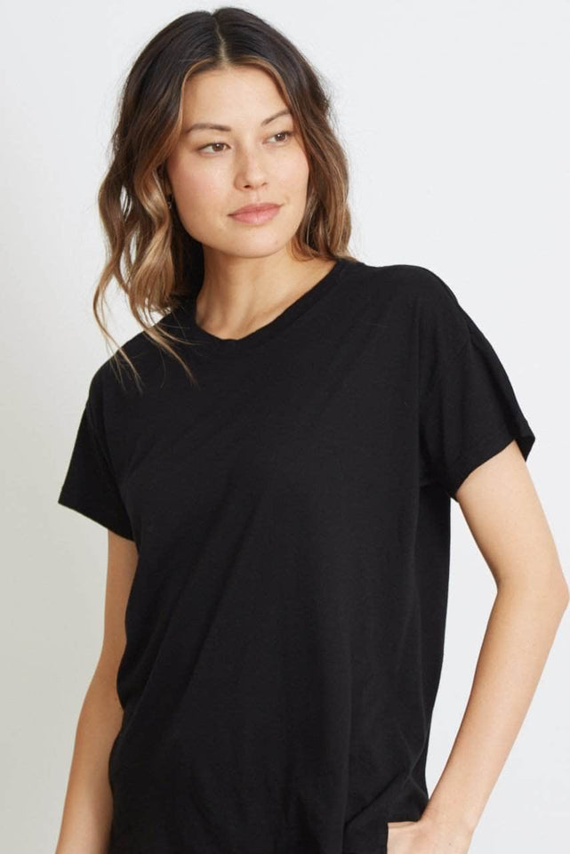 Classic Drop-Shoulder Tee - The Brice
