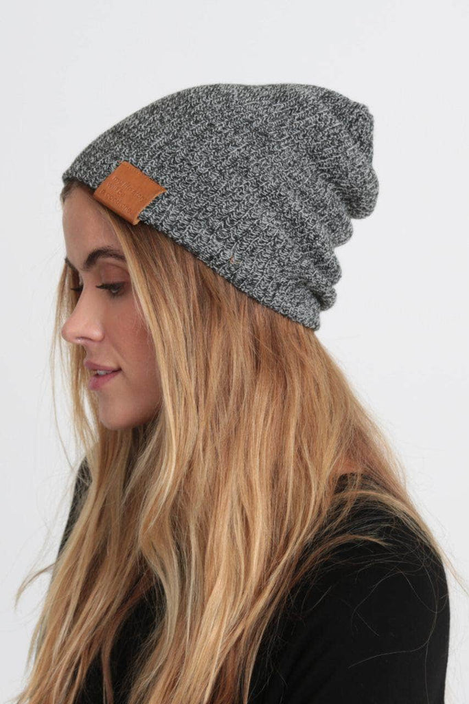 MY LIFE STORY - The Slouchy Beanie