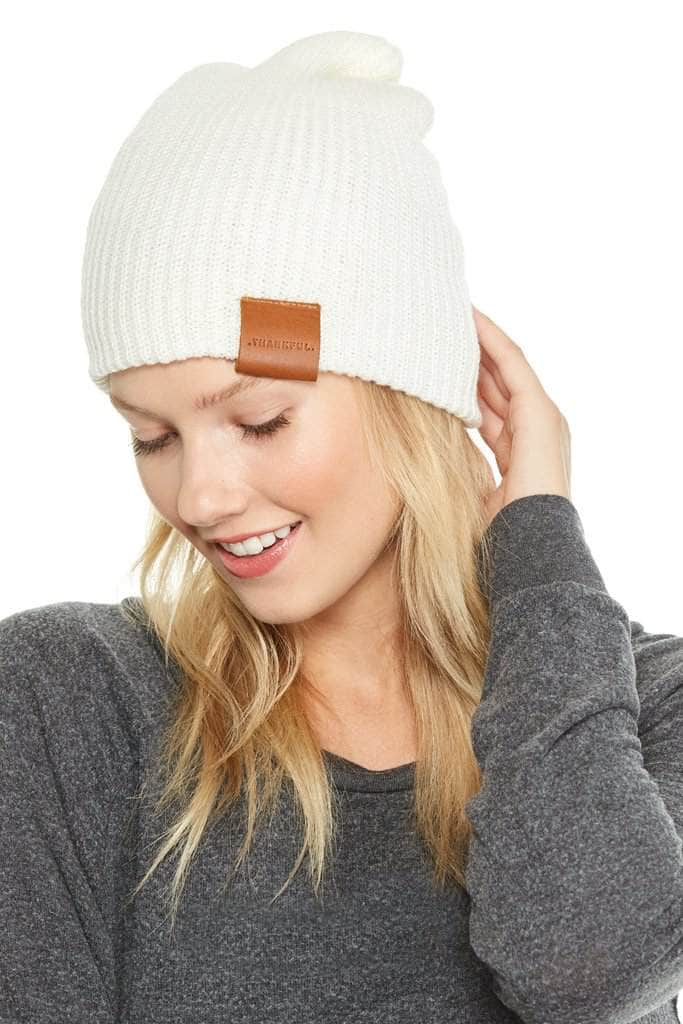 THANKFUL - The Slouchy Beanie
