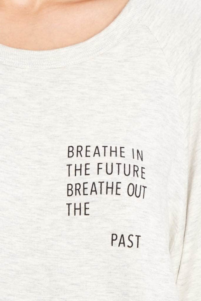 BREATHE IN THE FUTURE - The Dave