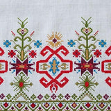 Byzantine Zoe Cross Stitch Pattern - Digital Download