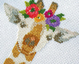 Giraffe Cross Stitch Pattern - Digital Download