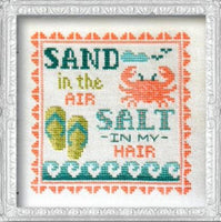 Summer Signs Cross Stitch Pattern - Digital Download