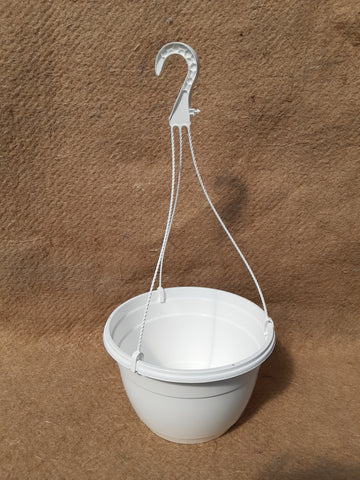 Suspension Blanche (ø 27 cm)
