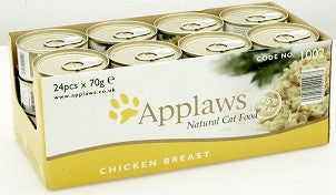 Applaws Cat Can Chicken Breast 70g x 24 cans
