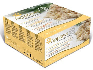 Applaws Cat Can Chicken Deluxe Multi Pack 12x70g