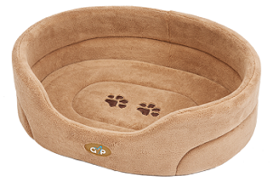 Cairo Standard Open Bed from Gorpets 53cm
