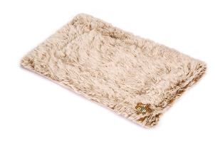 Fur Cage Mat from Gorpets Small 46 x 61 cm