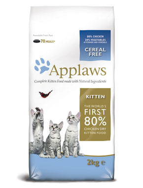 Applaws Kitten Dry Chicken 2kg