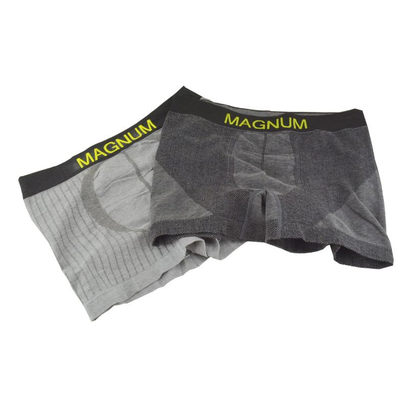 Bamboo Charcoal Cotton Boxer Briefs