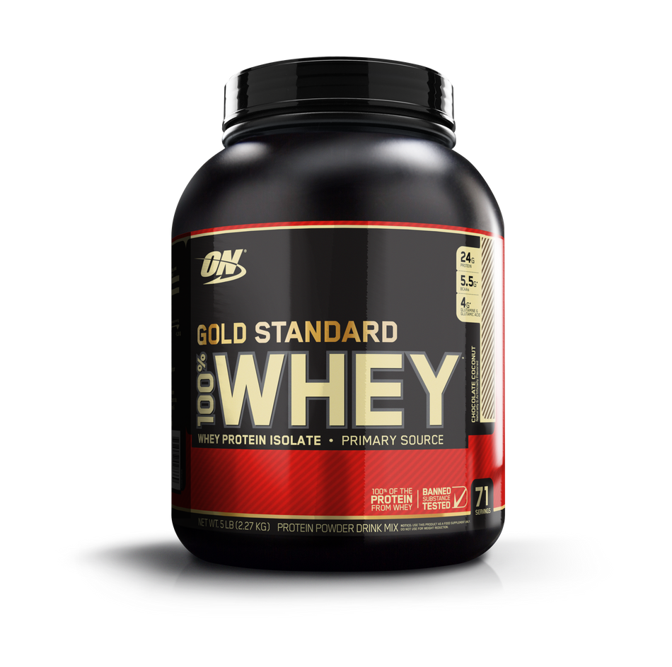 Optimum Nutrition: 100% Gold Standard Whey