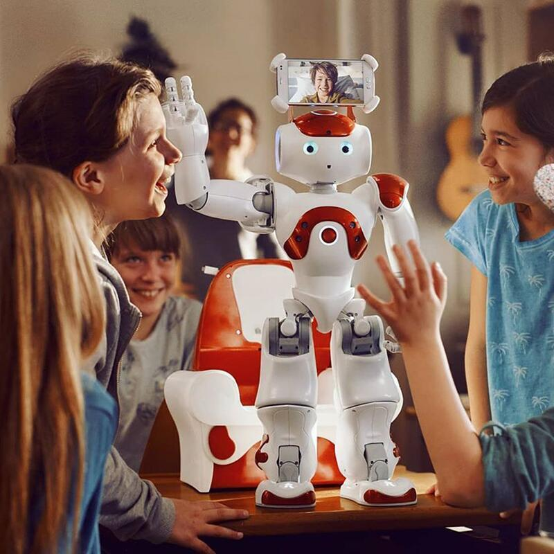High-Tech Artificial Intelligence Robot - MYPOPDEALS