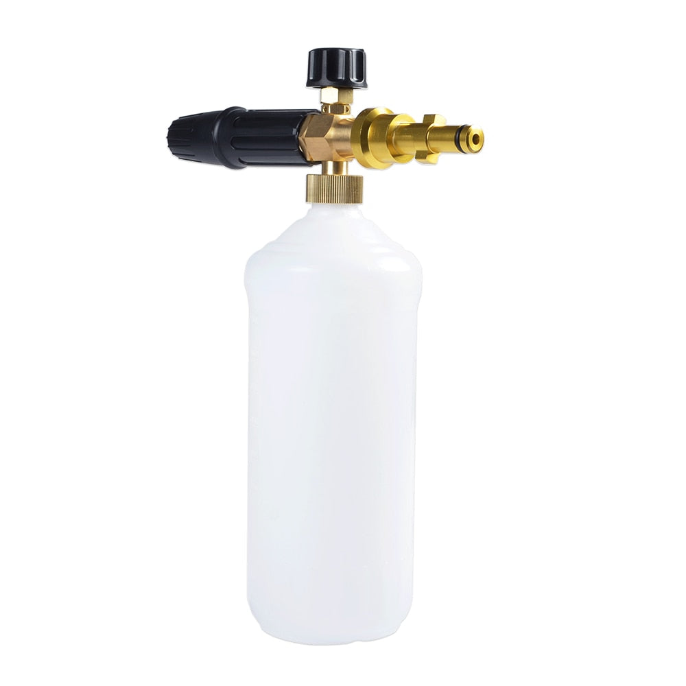 ADJUSTABLE FOAM SPRAY NOZZLE - MYPOPDEALS