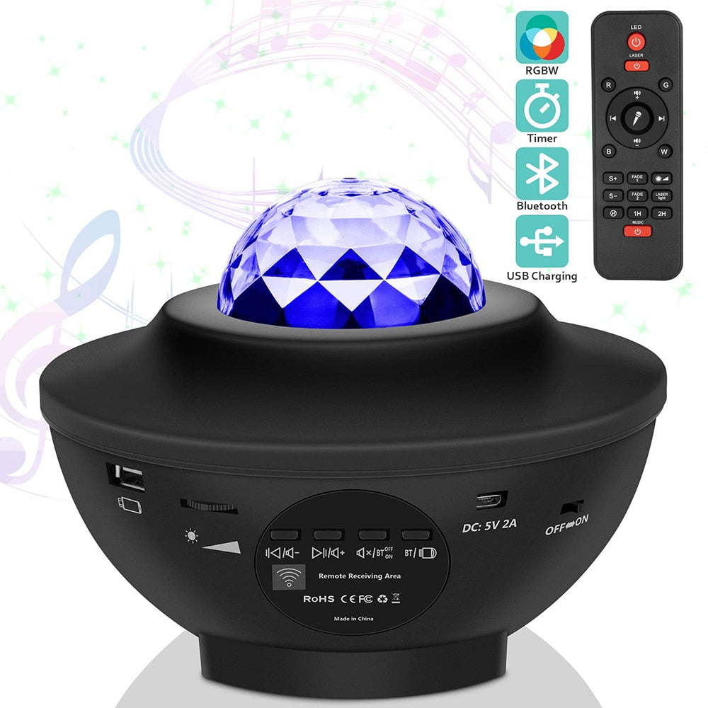 HYPELIGHTS™ Projector - MYPOPDEALS